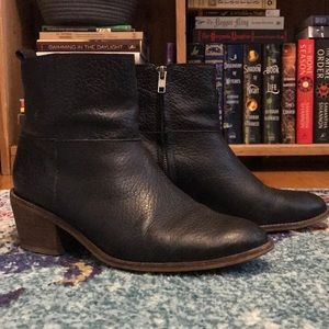 Madewell Perrie Ankle Bootie